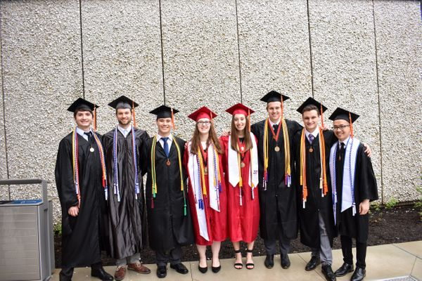 University of Cincinnati Graduation